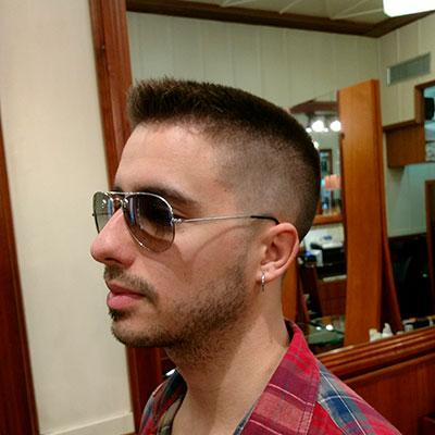 Stile Libero Parrucchieri Taglio-Uomo-10