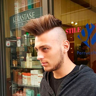 Stile Libero Parrucchieri Taglio-Uomo-11