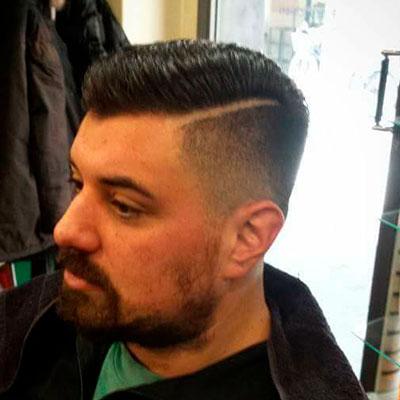 Stile Libero Parrucchieri Taglio-Uomo-13
