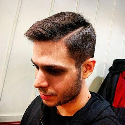 Stile Libero Parrucchieri Taglio-Uomo-16