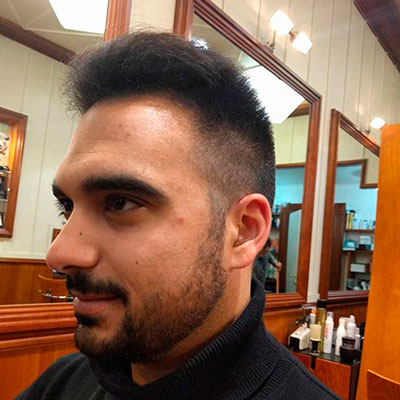 Stile Libero Parrucchieri Taglio-Uomo-18