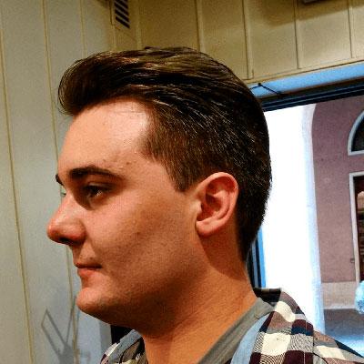 Stile Libero Parrucchieri Taglio-Uomo-2