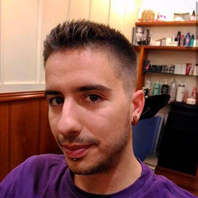 Stile Libero Parrucchieri Taglio-Uomo-20