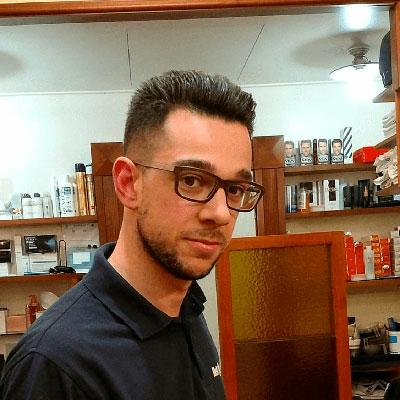 Stile Libero Parrucchieri Taglio-Uomo-3