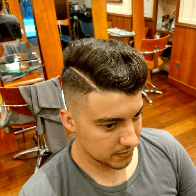 Stile Libero Parrucchieri Taglio-Uomo-4