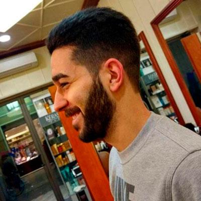 Stile Libero Parrucchieri Taglio-Uomo-7