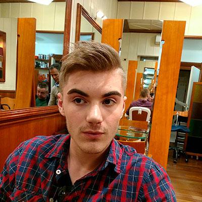 Stile Libero Parrucchieri Taglio-Uomo-9